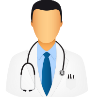 Male Doctor Profile Temporary